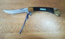 Old Stock G96 Titan Pocket Knife Folding Fishman Model 2070