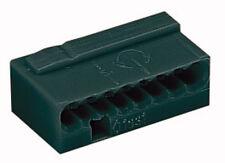 WAGO Verbindungsdosenklemme dgr 8x0,6-0,8qmm 243-208    Inhalt 50 Stück