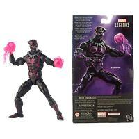 MARVEL LEGENDS Vibranium Suit BLACK PANTHER ACTION FIGURE 6 INCH