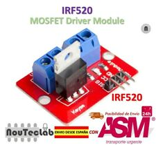 IRF520 MOSFET Driver Module TOP MOSFET Button for Arduino ARM Raspberry pi