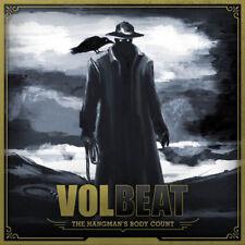 Hangman's Body Count 10 Inch Analog Volbeat Vinyl Bound