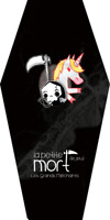 La Petite Mort - extension Les Grands Méchants (FRANÇAIS) - jeu de société