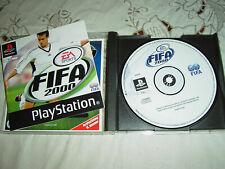 FIFA 2000 für PSX mit Anleitung keine Kratzer/no Scratches