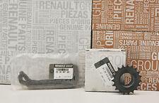 RENAULT CLIO II III 1.5 DCi BOMBA DE ACEITE DEL MOTOR CADENA & MARCHAS GENUINE
