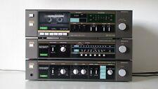 SANYO Ampli JA 224 Tuner JT 234L Lecteur Cassette RD 224 / VERY GOOD CONDITION