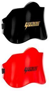 Lightning Rib Ab Guard Body Protector Belly Pad Karate Taekwondo Sparring Male