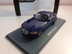 BMW Z4 M coupè NEO SCALE MODELS 1/43