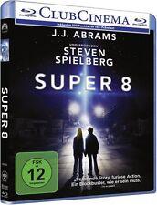 Blu-ray SUPER 8 # v. J.J. Abrams, Steven Spielberg, Elle Fanning ++NEU