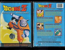 Dragon Ball Z - Captain Ginyu: Double Cross (Brand New Anime DVD, Uncut English)