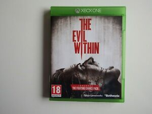 The Evil Within on Xbox One in NEAR MINT Condition (Disc MINT)