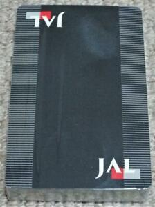 Japan Airlines JAL Vintage Sealed Pack of Aviation Playing Cards