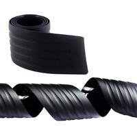"40.9""Bumper Pad Cover Sill/Protector Guard Plate Car Rubber Rear Moulding Trim"