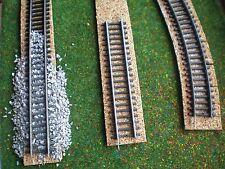 10 lfm. Gleisbettung - Kork für Spur Z