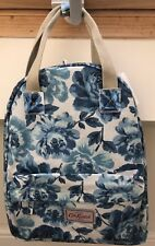 Cath Kidston Backpack Rucksack Taupe Forest Rose Oilcloth