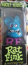 "ED ""BIG DADDY"" ROTH'S RAT FINK BOBBLE-HEAD DOLL  2005"