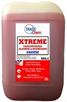 XTREME TRAFFIC FILM REMOVER TFR 400:1 CONCENTRATE CLEANER DEGREASER 25L