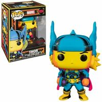 FUNKO POP MARVEL THOR BLACK LIGHT GLOW 650 SPECIAL EDITION EXCLUSIVE