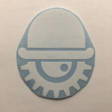 Clockwork Orange Eye Die Cut Vinyl Sticker Droog Stanley Kubrick Anthony Burgess