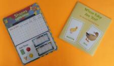 Shapes - Laptop Wipe Clean Game Board & Matching Game Book by Brighter Vision