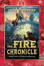 The Fire Chronicle (Books of Beginning), Stephens, John, 0375868712, Book, Good