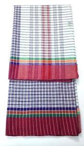 GAMCHA Cotton Washcloth Towel Bath Beach Swim Wear Wrap Scarf 69 x 31 inches 5