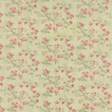 Sea Green Small Flower 3 Sisters Favorites 2014 Fabric - Moda - BTY - 3770 15