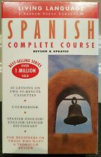 Living Language - Spanish The Complete Course 40 Lessons on 2 90 Minute cassette
