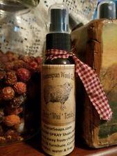 primitive room spray air freshener Cinnamon Nutmeg Clove