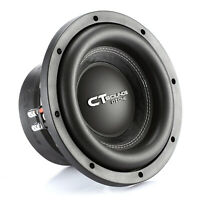 CT Sounds Ozone 10 Inch Car Subwoofer 1600 Watts MAX Dual 2 Ohm Audio D2 Sub