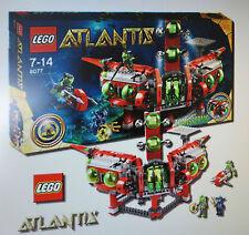 Lego 8077 – Atlantis Exploration HQ