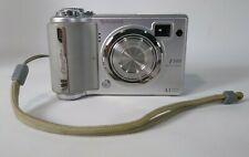 """Fujifilm Finepix E Series E500 Digital Camera 4.1MP 2.0"""" Silver Fair Condition"""