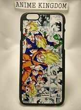 USA Seller Apple iphone 6 & 6S Anime Phone case Cover DBZ Dragon Ball Goku Gohan