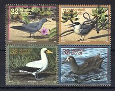 MARSHALL ISLANDS1996 SG661/4 Birds issues unmounted mint