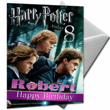 Birthday, Child Harry Potter Cards & Stationery for Personaliseds
