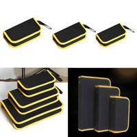 S/M/L Heavy Duty Repair Tool Zip Case Hand Storage Carry Wallet Bag