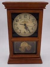 John Deere Pendulum Clock with quartz movement