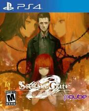 Steins Gate 0 Zero [Sony PlayStation PS4 PQube Games Visual Novel Anime] NEW