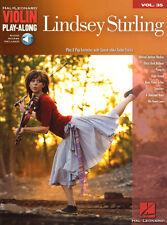 Lindsey Stirling Violin Play-Along 35 Violine Geige Noten mit Download Code