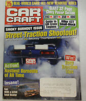 Car Craft Magazine Street Traction Shootout July 1998 052015R