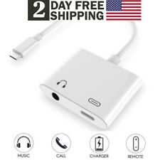 Type-C Cable Adapter Charging Headphone to 3.5mm Jack For Samsung S20 UItra S20+