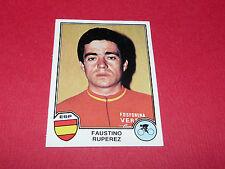 CYCLISME FAUSTINO RUPEREZ RECUPERATION PANINI SPORT SUPERSTARS 82 1981-1982