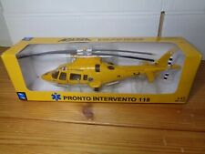 New Ray 1:43 Hubschrauber  Helicopter, Pronto Intervento 118