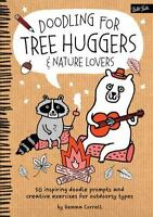 NEW - Doodling for Tree Huggers & Nature Lovers by Correll, Gemma