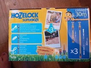 Hozelock 30m Superhoze Expandable Hose  BNIB FREE UK MAINLAND P&P