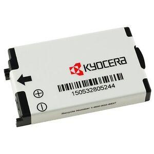 KYOCERA CELL PHONE BATTERY TXBAT10052 CV90-M6310-03 3.7V Rave K10 Royale Virgin