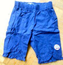 Pantalon 3 mois bleu marine Elle est où la mer ?