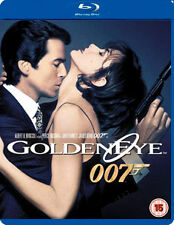 GOLDENEYE - BLU-RAY - REGION B UK