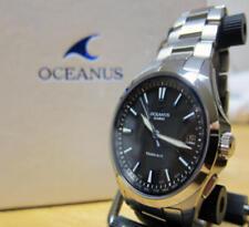 New Casio Wrist Watch Oceanus Solar Radio OCW-S100-1AJF F/S Men [MULTI BAND6]