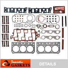 97-05 Chevrolet Buick Oldsmobile Pontiac 3.8L Head Gasket+Bolts Set-2nd Design