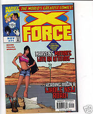 X-Force #71 comic 1997